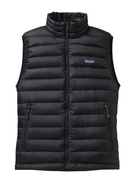 Worth its weight in gold when the sun dips below the horizon, our Down Sweater Vest keeps its focus simple: core warmth. It traps your hard-earned heat with high-loft, 800-fill-power Traceable Down (E #vestsmen