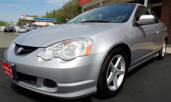 2002 Acura RSX  for Sale in Stafford, VA 107,240 miles $7,495