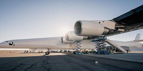 Stratolaunch: Πρώτη φάση δοκιμών κινητήρα για το μεγαλύτερο αεροπλάνο στον κόσμο