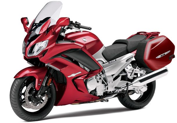 The 2014 Yamaha FJR1300ES. Click to read more from Rider magazine.