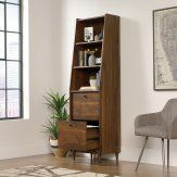 Sauder Woodworking Studio RTA Harvey Park Narrow Bookcase
