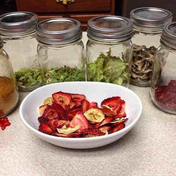 Cómo deshidratar alimentos: técnica de conservación | Recetas de Cocina Casera - Recetas fáciles y sencillas