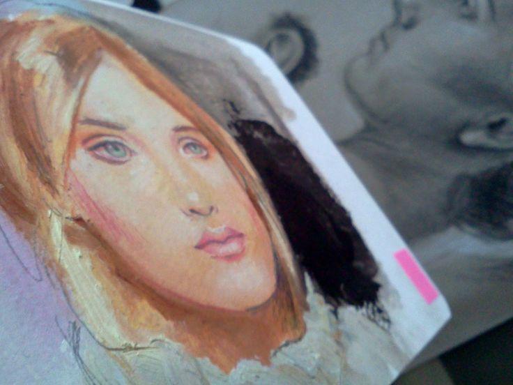 anafonso ilustra: Portraits