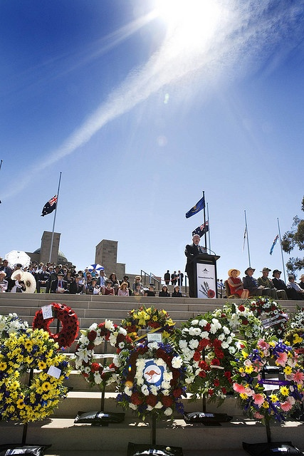 Remembrance Day 2009, Australian War Memorial, Canberra