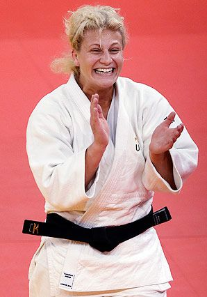 Kayla Harrison - Kayla Harrison is the first U.S. athlete to win an Olympic gold medal in judo.  A victim of sexual abuse, Harrison overcame pain, fear and self-doubt.  She stands as a judo Olympian, as an American, as a woman, and as a survivor.
