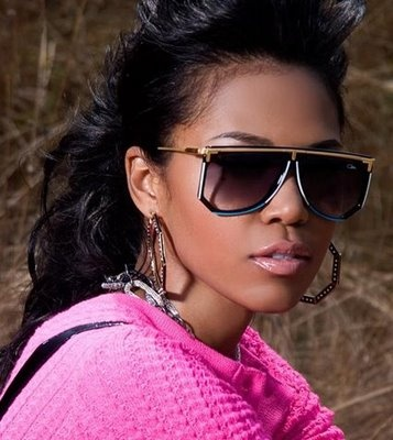 Amerie Throwback - In Cazal Sunglasses