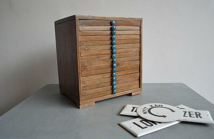 Jewelry box with drawers |artKRAFT interior&design