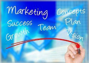 La publicidad en internet para captar clientes un método para conseguir clientes por parte de las centrales de compras de materiales de construcción.