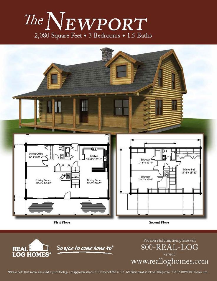 34 best real log standard floor plans images on pinterest for Custom dream home floor plans