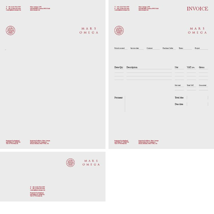 86 best Invoice Design images on Pinterest Invoice design, Brand - web design invoice
