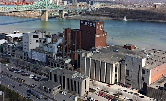 Molson Coors plans to spend up to $500M to build new Montreal brewery