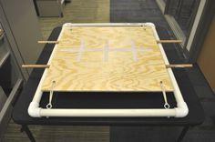 NEEShub - Resources: NEES Teaching Demonstration: Shake Table Assembly