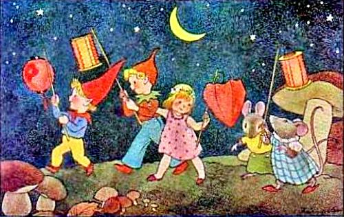 gnome children
