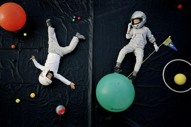 Jan von Holleben - dreams of flying - Astronauten