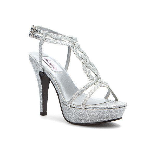 Best 25  Silver high heel sandals ideas on Pinterest | Silver ...