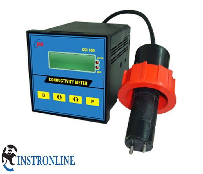 #Conductivity Controller #RO controllers,Analysis Instrument by #Instronline which is used for #water and water like liquids including #acids and #alkalis.