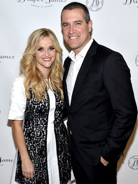 Reese Witherspoon & Jim Toth