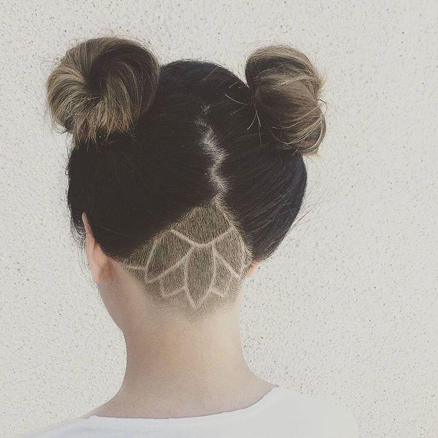 CREDITS: @playwithscissors @pholeesha  #undercut #undershave #girlswithundercuts #girlswithshavedheads #undercutnation #napeshave #rasatura #capelli #capellicorti #tehran #rapada #islamabad #hairstyle #haircut #shavedhair #hairshave #hairfashion #hairtrend #napebuzz #shavednape #hairart