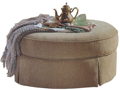 shop for hekman round ottoman and other living room ottomans at