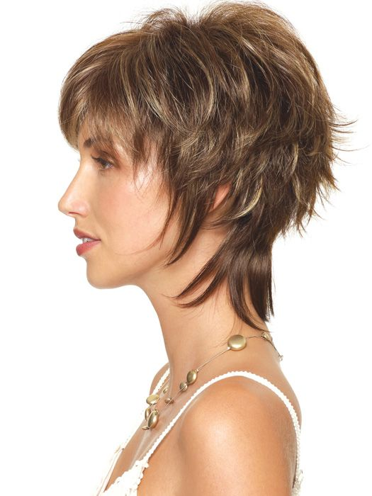 Norio Millie Short With Face Framing Fringe Wigs Com