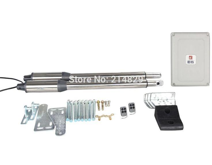Automatic Gate Opener swing Dual Swing Gate Motor Kit Gate Motors