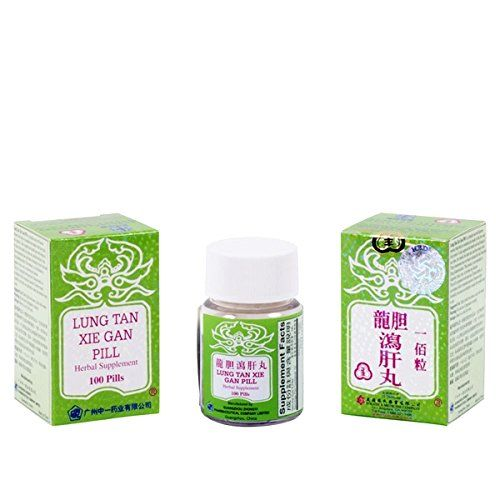 Lung Tan Xie Gan Pill For Bile System Herbal Supplement 100 Pills X 3pk -- Want to know more, click on the image.
