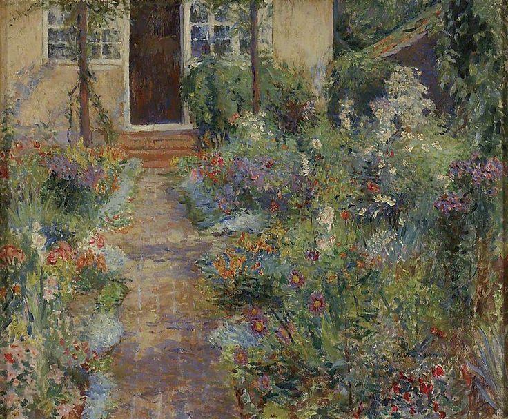 Mrs Crump's Garden (James Bolivar Manson)