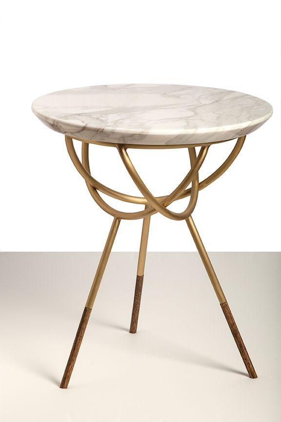 Atlas Side Table from Avram Rusu Studio