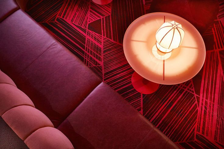Style steal: Bon Bon Bar's red velvet decadence - The Chromologist