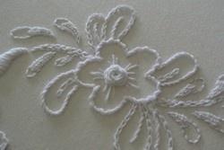 Beginners Whitework / Mountmellick Embroidery