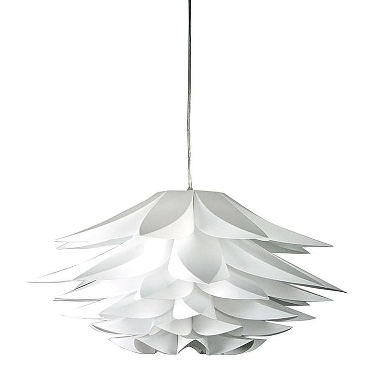 Transform your space with the ultramodern, sculptural form of the Niche Pendant Light from Oriel Lighting.