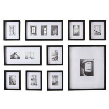 Picture frame arrangement - Target Dine-in?