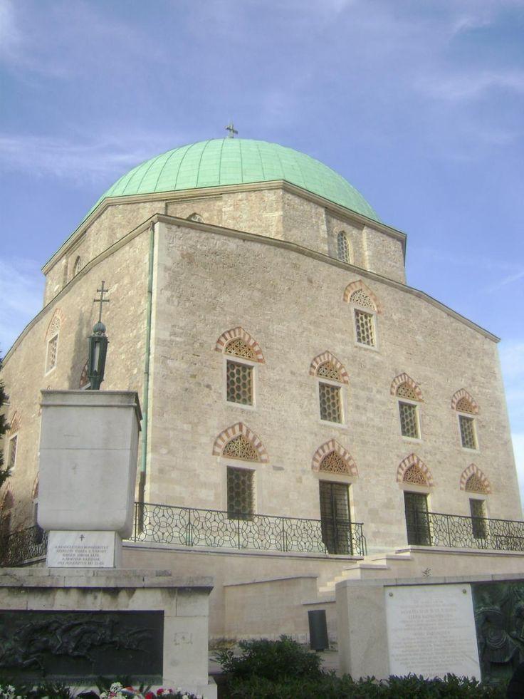 Jakawali Hassan (Jakovali Hassan) Mosque and Museum - Pecs, Hungary