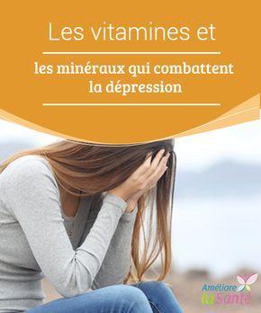 Les #vitamines et les minéraux qui combattent la dépression   La #carence en zinc fait que nous n'avons envie de rien. Cela peut être en lien avec la #dépression ou l'asthénie et parmi ses symptômes, on trouve le manque d'appétit et la chute des #cheveux.