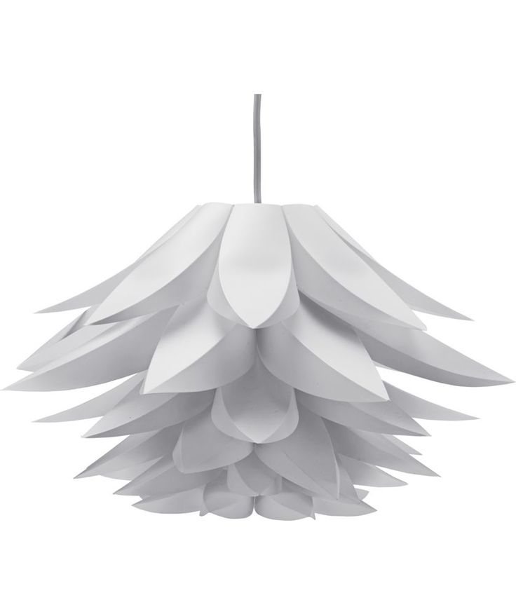 Buy Collection Lotus Shade White At Argos Co Uk Your Online Shop For Lamp Shades White