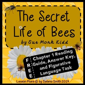 the secret life of bees pdf free download