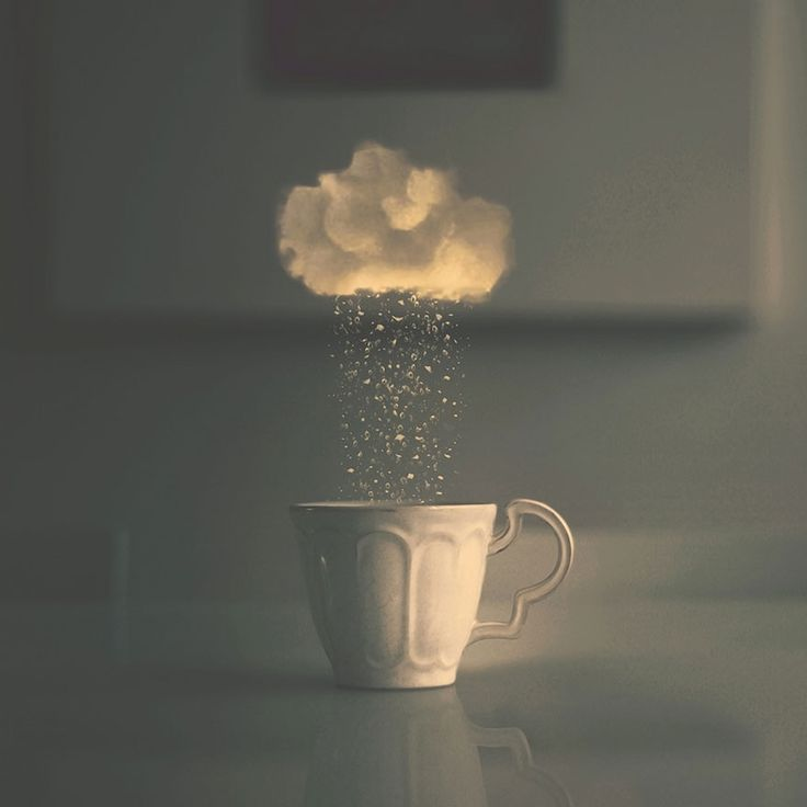 Writing Prompt: She preferred her tea with a dash of rain.