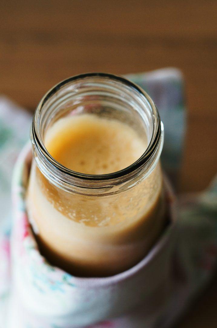 Winter Vitamin Juice - Centrifuga di mele , carote , limone e zenzero 2