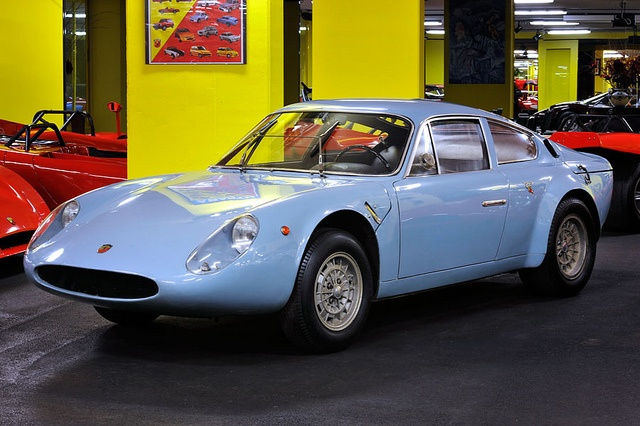 "ABARTH SIMCA 1300 GT LONG NOSE ""WORLD CHAMPION"" 