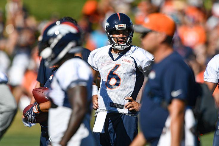 Mark Sanchez named starting QB in Broncos preseason opener