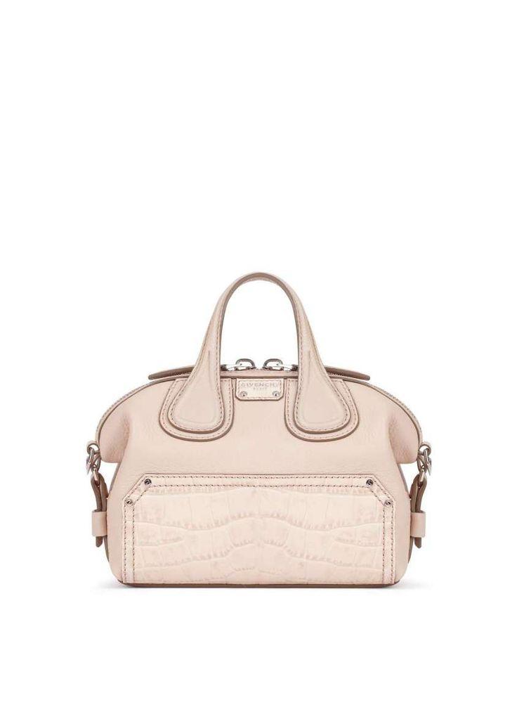 Collezione borse Givenchy Primavera Estate 2017 - Bauletto rosa