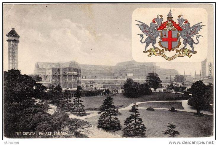 London Crystal Palace - 1918