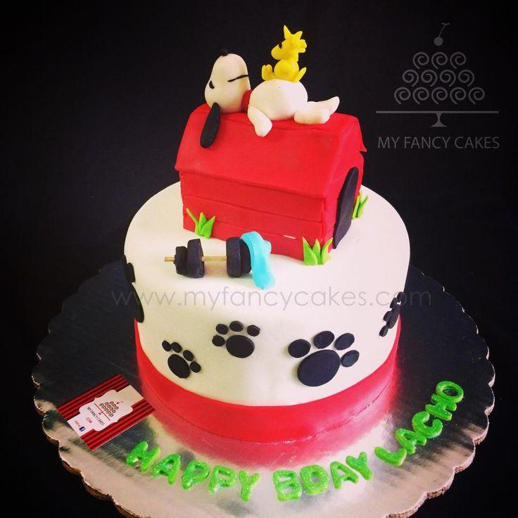 The 25 best Snoopy cake ideas on Pinterest Fondant animals
