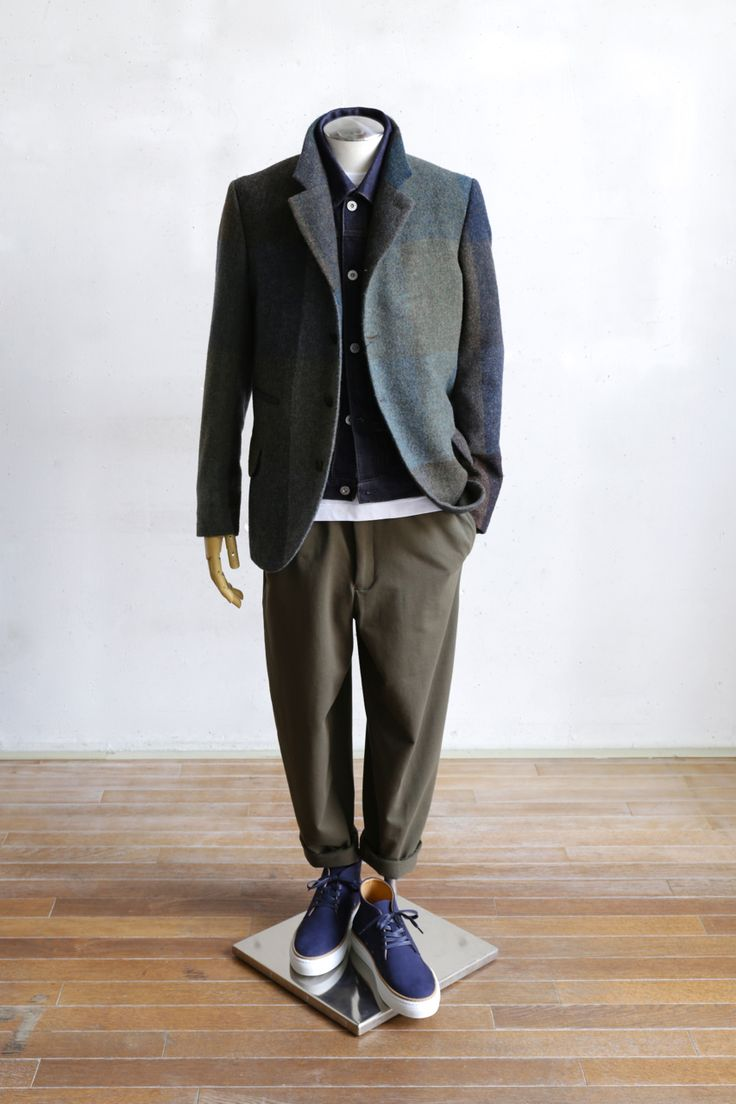 Suggestion of The Men's 2015 Autumn STYLE