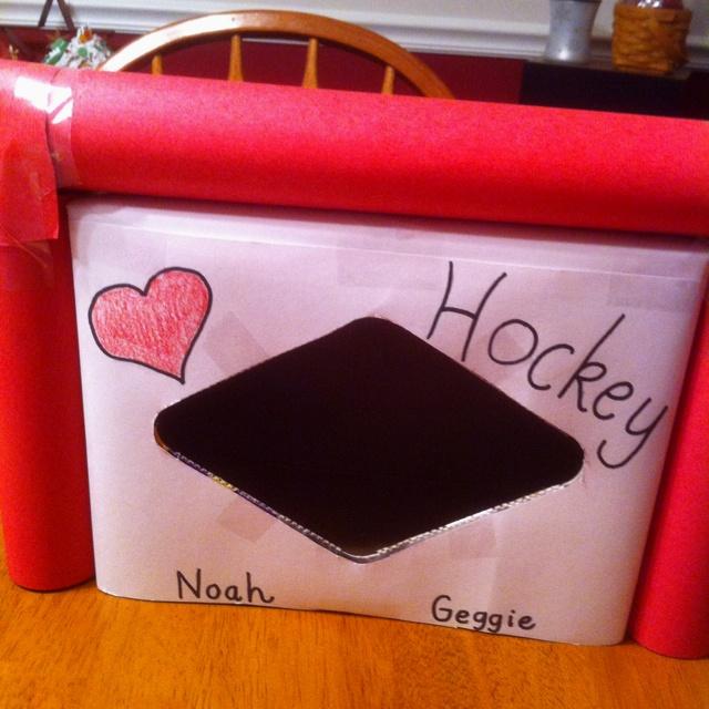 32 best cute valentine\'s boxes images on Pinterest   Valentine ...