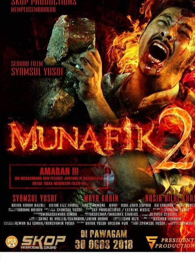 Download Film Munafik 2 2018 Subtitle Indonesia 480p 720p 1080p Film Maya Agama