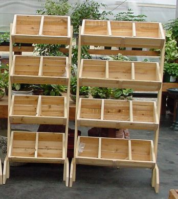 Wood Displays | Wholesale Wood Products | Maine Bucket