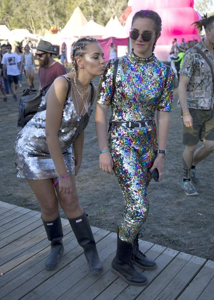 Y'all brought the style to Splendour In The Grass 2016...