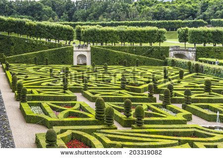 8 best French Chateau Gardens images on Pinterest | French chateau ...