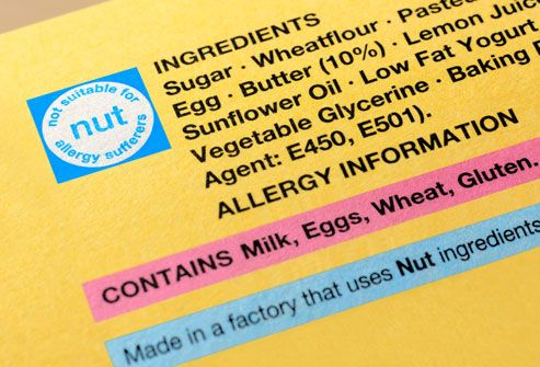 Food allergy labeling and why it drives us NUTS! (pun intended) Chew Chew Mama Blog | www.chewchewmama.com